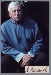 Смиронов Павел Александрович (фото из архива заповедника)